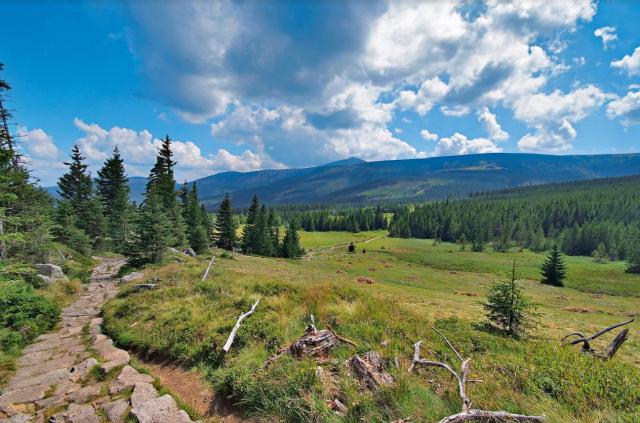 fotowoltaika na Dolnym Śląsku góry piękny widok strefa energii