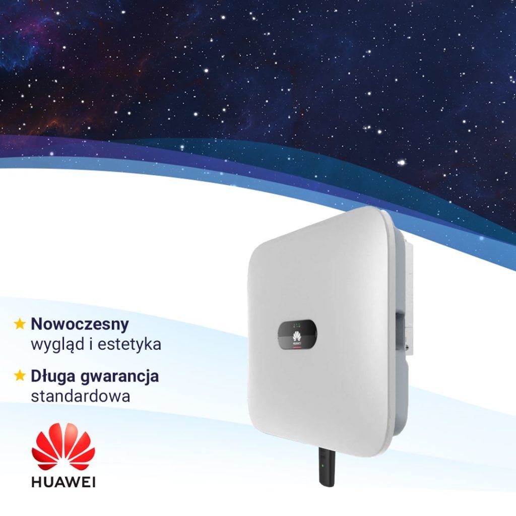 falowniki - marki Huawei