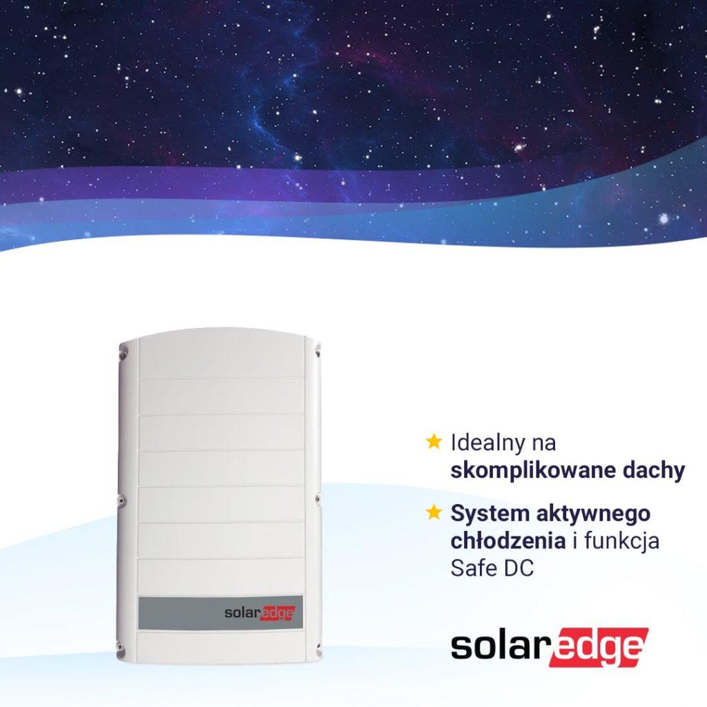 falownik marki Solar Edge