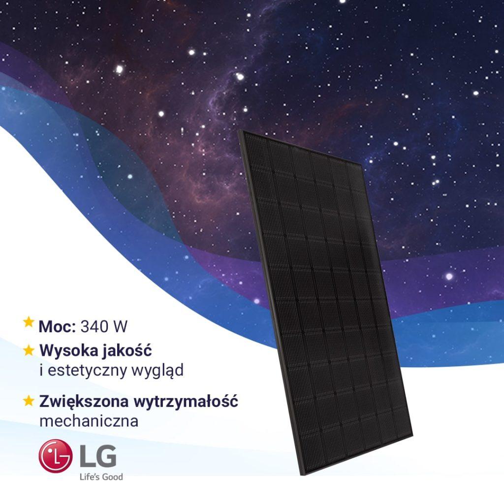 Moduł fotowoltaiczny - LG