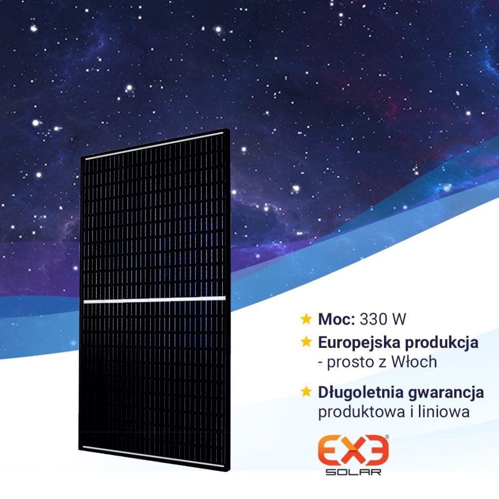 Moduł fotowoltaiczny - Exe Solar